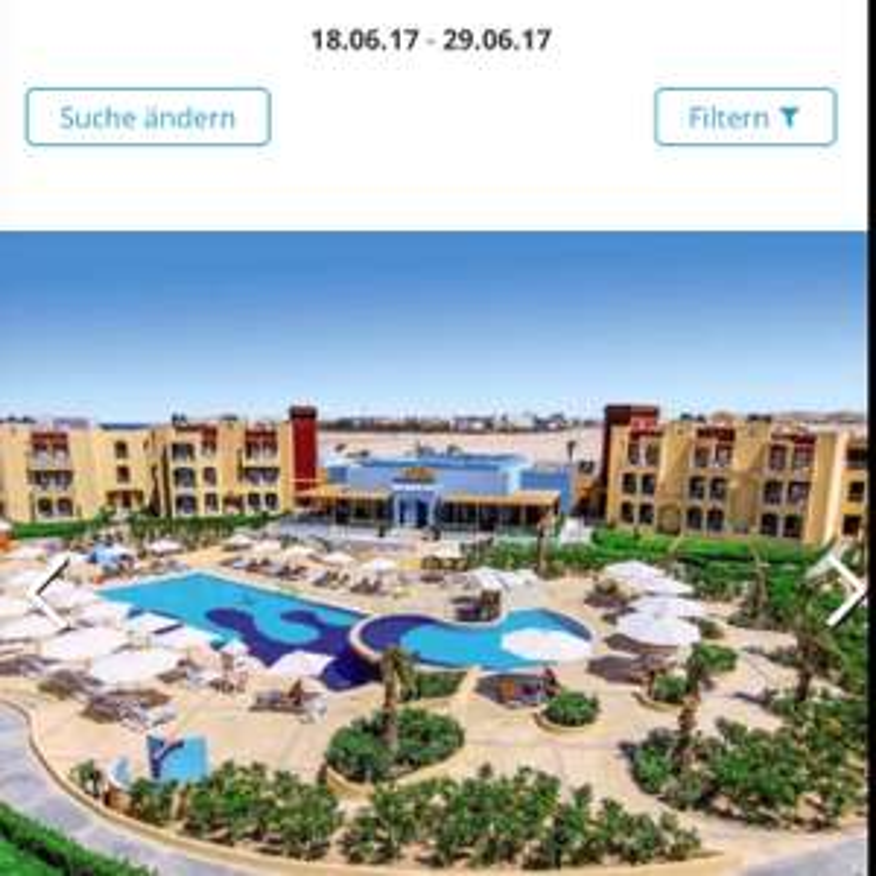 1 Woche all inclusive Ägypten für 299€ p.P. [Urlaubspiraten]