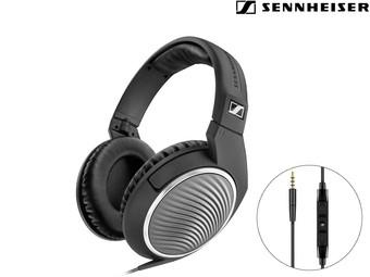 Sennheiser HD 471 Kopfhörer mit Smartphone-Fernbedienung und Mikrofon