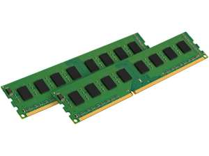 Kingston 16GB Kit DDR3-L-1600 PC3L-12800 CL11 (KVR16LN11K2/16) [SATURN] PVG: 117,90 €