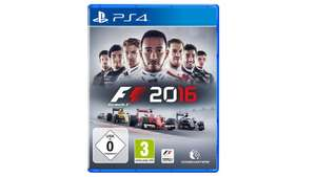 F1 2016 für 19,99€ (PS4 PSN)