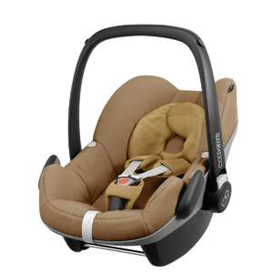 Babaymarkt.de MAXI COSI Babyschale Pebble Toffee crush (Q-design) 139,49€