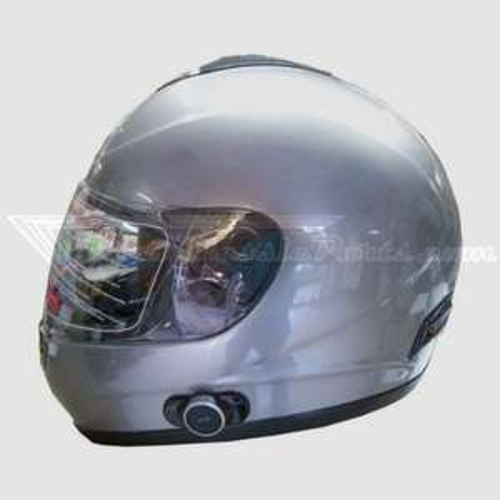 Motorradhelm Max V-CAN V130B2 in SILVER von Max Helmet