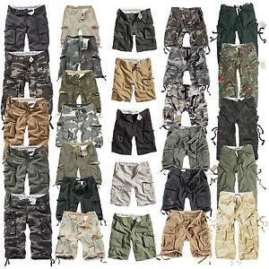 Surplus Raw Vintage Airborne Shorts / Bermudas für je 12,90€ [eBay]