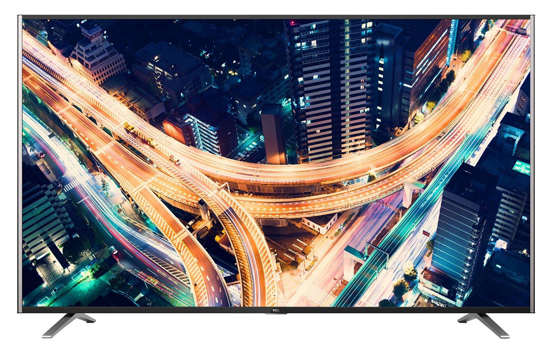 """TCL U55S7906 - 55"""" UHD mit WLAN, guter Verarbeitung, gutem Sound und gutem Bild"""
