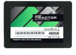 Mushkin Triactor 480GB SSD