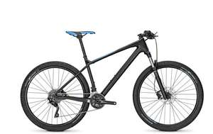 MTB Focus Raven Elite 27 (2016), Carbon, Shimano XT, UVP 1899€, Idealo 2399€ für die 2017er Version