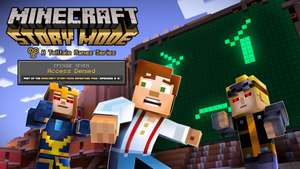 Minecraft: Story Mode – Adventure Pass (PC) für 5,23€ (Gamersgate UK)