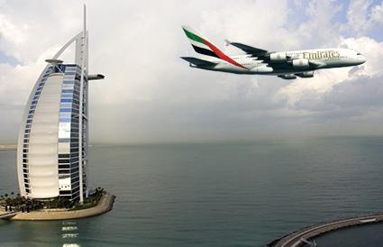 2 Personen - 6 Nächte Dubai im 3*Hotel (100% HolidayCheck) / Direktflüge mit EMIRATES / Zug zum Flug / Transfer vor Ort (20.05. - 27.05. über Himmelfahrt!) (318€/Person) (LTUR.com) // alterantive 4* Hotel mit 100% HolidayCheck für 376€/Person