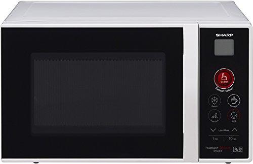[Amazon - Prime] Sharp R-291BKWE Mikrowelle / 22 L / 800 W 55 Euro