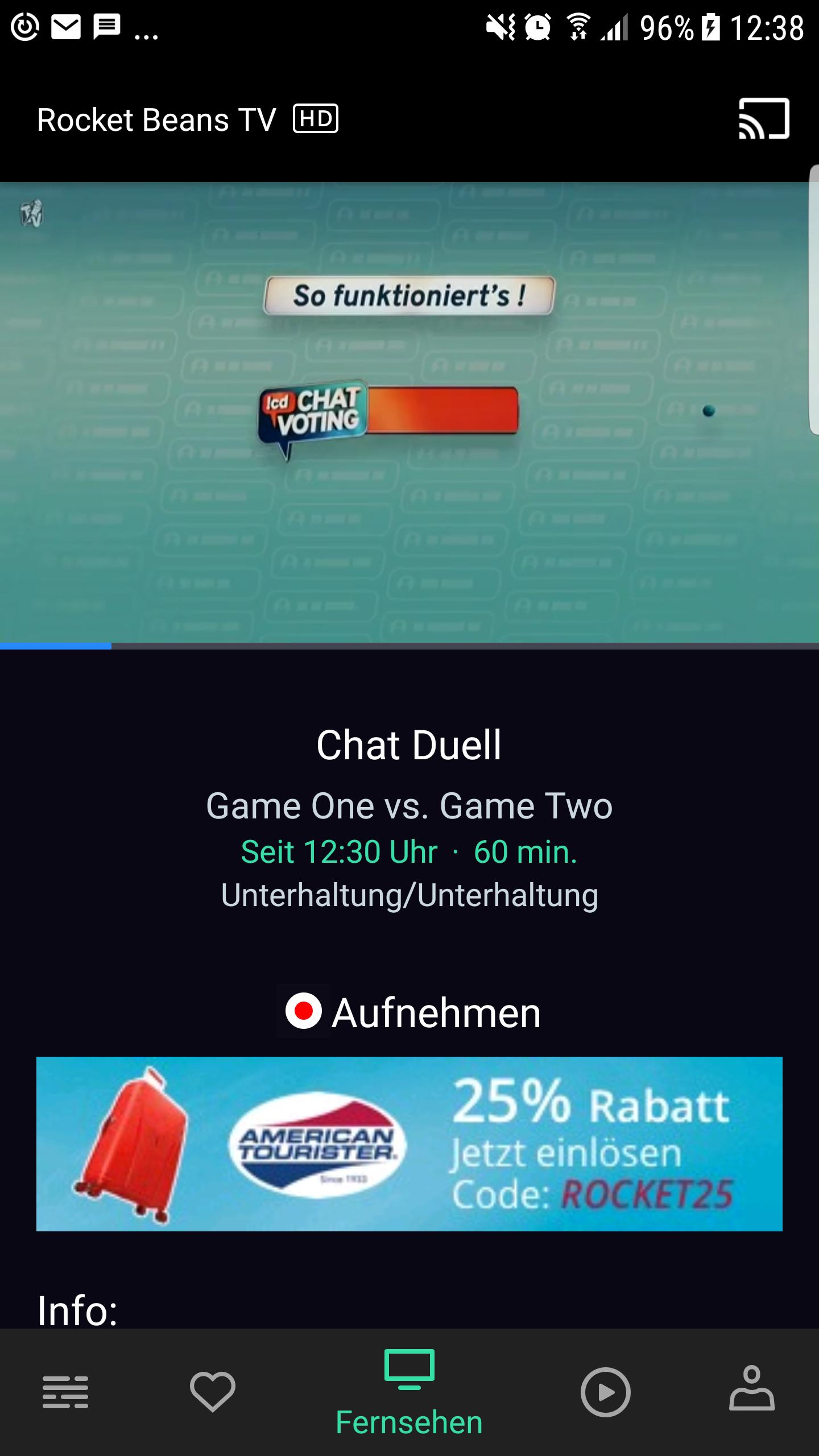 25% auf Samsonite Koffer-Serie American Tourister + Gewinnspiel