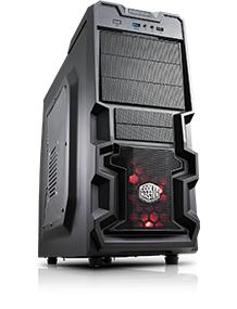 [kiebel.de] Gaming-PC mit Intel 7500, 16GB, 240GB SSD, MSI 1060 6GB + Win10
