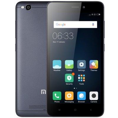 [DE(!!!).gearbest.com] Original - Xiaomi Redmi 4A  Global --- Grau/Schwarz, 5'' HD IPS, Snapdragon 425, 2GB RAM, 32GB eMMC, 13MP + 5MP Kamera, LTE inkl. Band 20, 3120mAh, Android 6, Dual-SIM --- für 100,40€