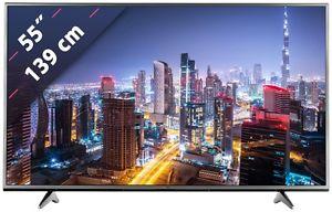 """LG 55UH6159 - 55"""" UHD TV mit Triple-Tuner und DVB-T2, 100 Hz Panel und HDR"""
