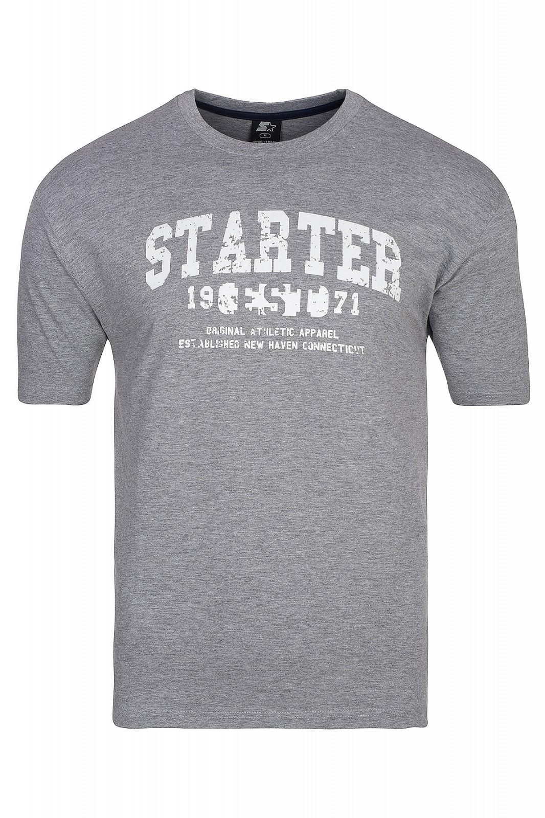 STARTER Logo Tee in Gr. M (eher L) und XL für 4,99 bei Outlet46