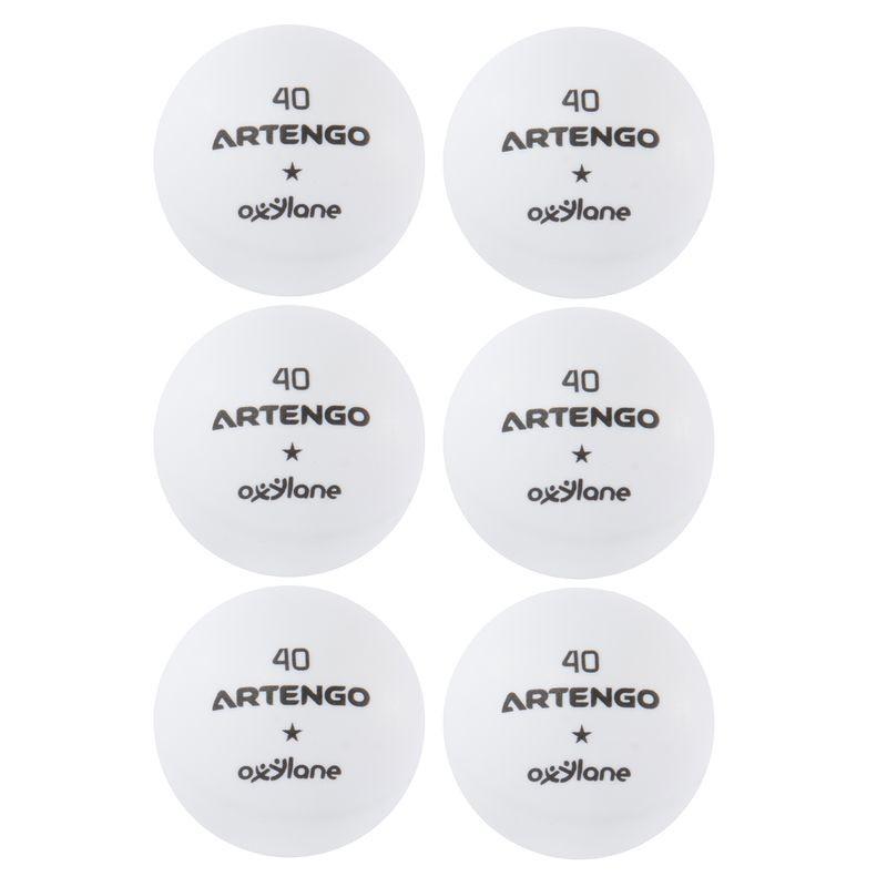 6 Tischtennisbälle für 0,99€ inkl. Versand in verschiedenen Farben - WIEDER VERFÜGBAR