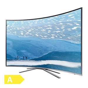 Samsung UE55KU6509 Curved Ultra HD 4K Smart TV für 799€ (eBay)