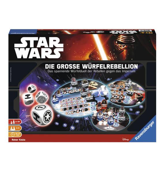 Ravensburger Star Wars - Die große Würfelrebellion für 8,99€ bei Abholung @[GALERIA Kaufhof]