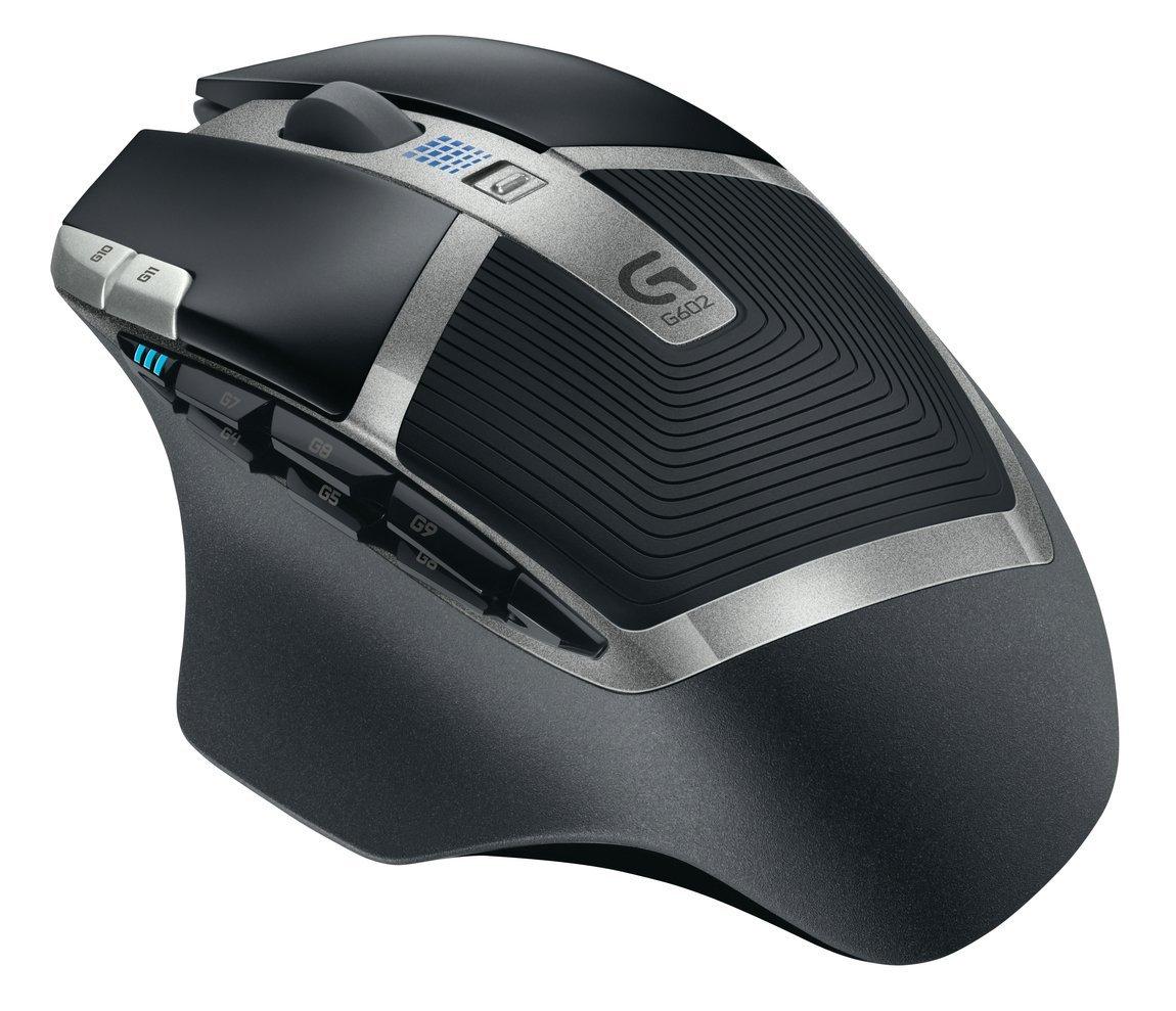 Logitech G602 Wireless Gaming Maus für 44,83€ @ Amazon.es