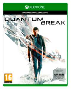 Quantum Break (Xbox One) für 15,34€ (Game.co.uk)