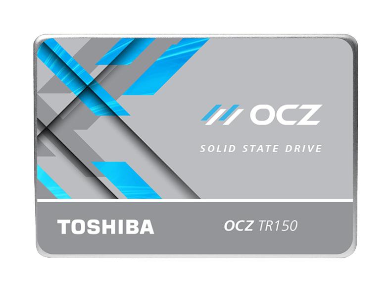 TOSHIBA SSD OCZ TR150 960GB, SATA (TRN150-25SAT3-960G) für 226,50€ [saturn.at]