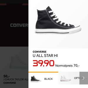 Convers U All Star High