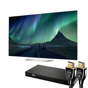 """[eBay """"Niederlande""""] LG 65B6V - 65 Zoll OLED Fernseher UHD HDR Dolby Vision Triple Tuner Smart TV Flat [120 Hz] + LG UP970 UHD-Disc Player + 2m HDMI Kabel"""