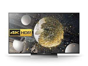 Sony KD-55XD8005 - 2016er UHD TV mit Triluminos Display (60Hz), Triple-Tuner (DVB-T2)