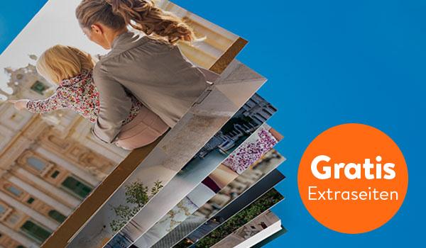 Albelli   Fotobuch   96 kostenlose Extraseiten