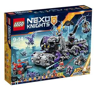 Lego Nexo Knights 70352 - Jestros Monströses Monster-Mobil für 64,99€ bei [Amazon Prime + Saturn]