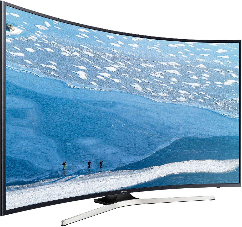 """Samsung UE55KU6179 - 55"""" UHD TV mit Triple-Tuner (und DVB-T2)"""