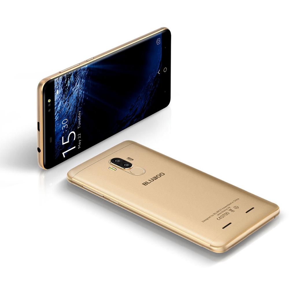 Bluboo D1 8MP Dual Kamera Handy Android 7.0