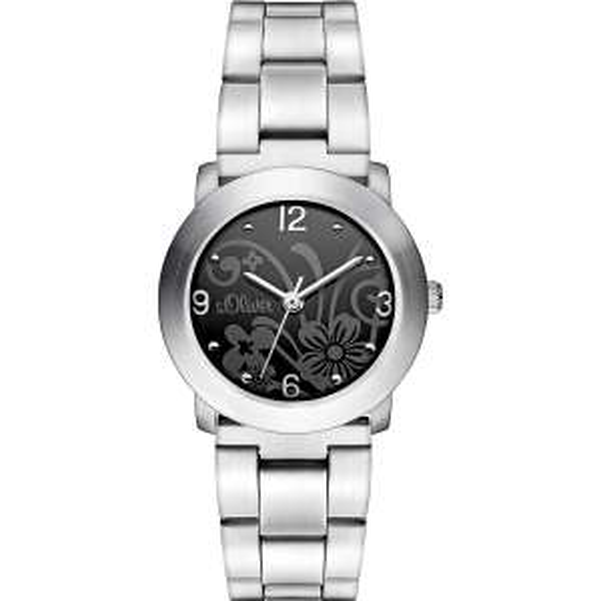 """s.Oliver™ - Damen-Armbanduhr """"SO-2793-MQ"""" (Edelstahl,Quarz) ab €38,65 [@Karstadt.de]"""