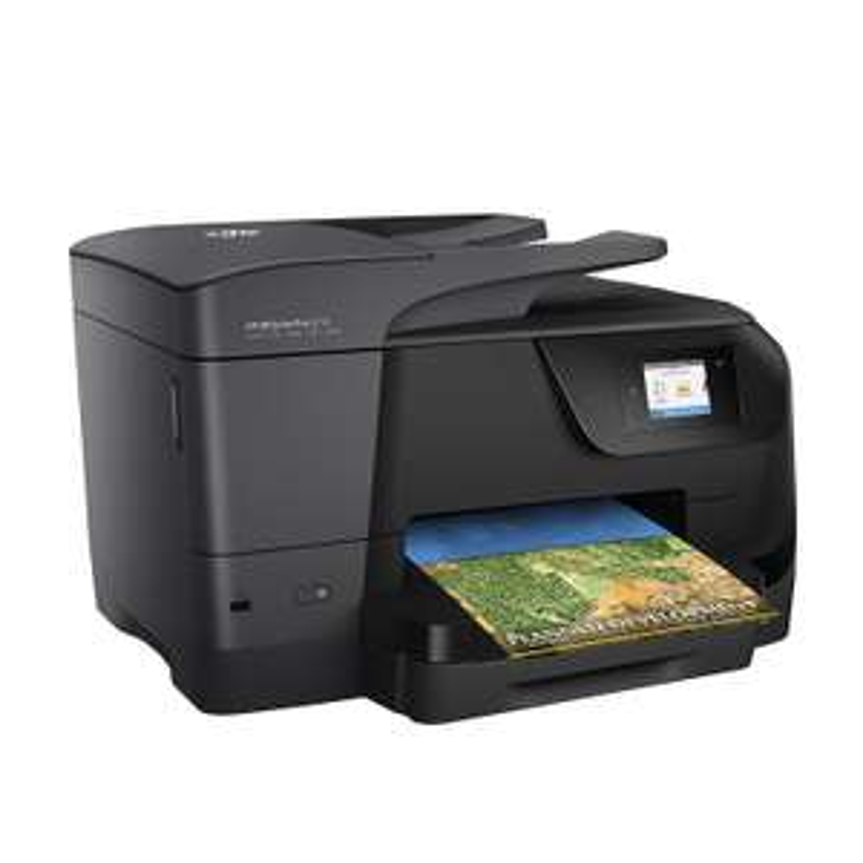 HP OfficeJet Pro 8718 Tintenstrahl-Multifunktionsdrucker 4in1 Instank Ink ready (Notebooksbilliger)