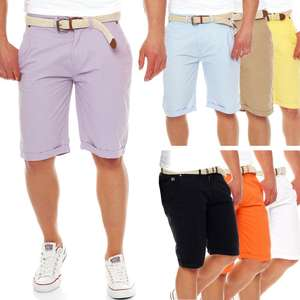 Geographical Norway PIPERNO Chino Short