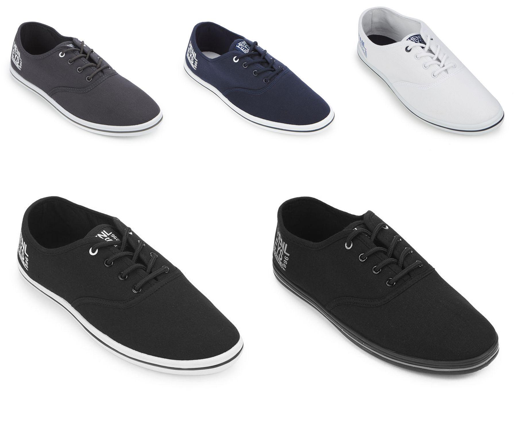 "Henleys™ - Herren Sneaker ""Stash"" (5 Farbvariationen) ab €10,27 [@Zavvi.de]"