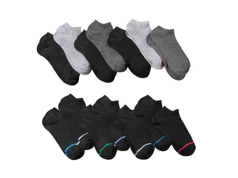 7 Paar Sneaker-Socken bei Lidl ab 15.05. [4,99€]