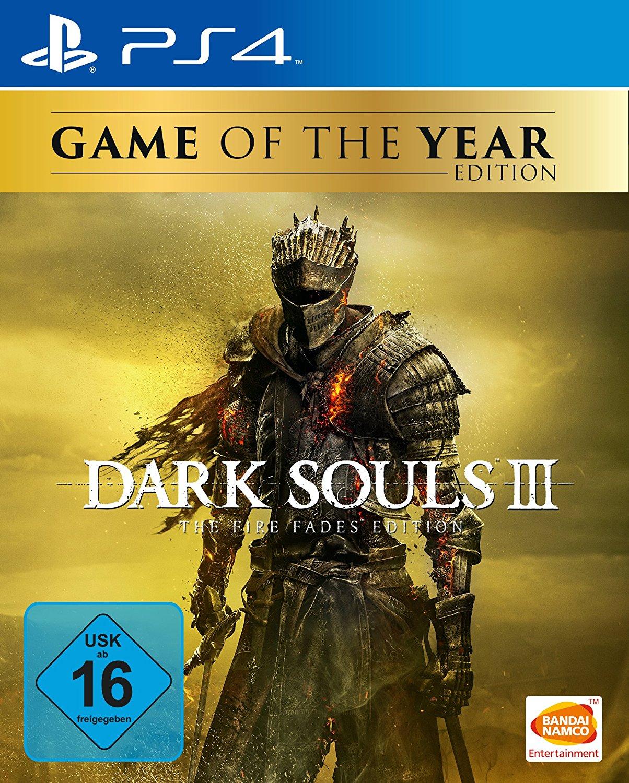 (XBOX/PS4) Dark Souls 3 GOTY