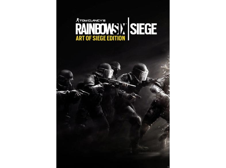 Xbox One - Tom Clancy's Rainbow Six Siege (Art of Siege Edition) ab €14,80 [@Saturn.de]