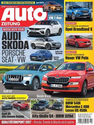 Zeitschriftenabo (Auto Zeitung, Petra, VOGUE,)