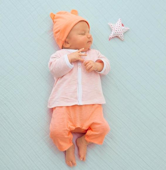 20% Rabatt auf Babykleidung bei [vertbaudet] z.B. Dreierpack Trägerbodys für 10,94€ inkl. VSK