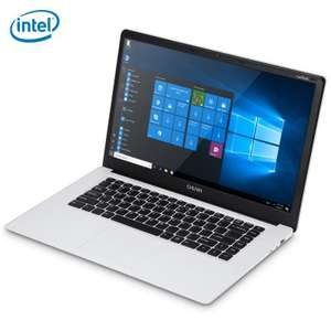 Chuwi LapBook 15,6 Zoll FHD, Windows 10, 4GB RAM, Atom x5 Z8350, 64GB Speicher,