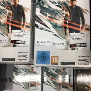 [Saturn am Alex] Quantum Break Timeless Collectors Edition