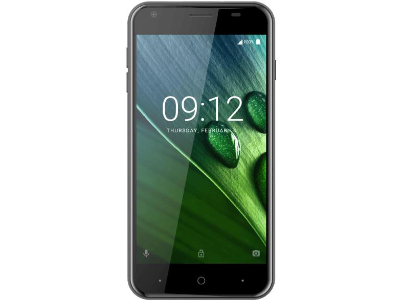 [Saturn]  Acer Liquid Z6 Dual Micro-SIM Smartphone (12,7 cm (5 Zoll) HD Display, 8GB Speicher, 2.000mAh Akku, 4G (LTE), Android 6.0) schwarz oder gold