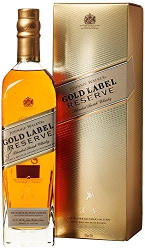 [AMAZON] Johnnie Walker Gold Label Reserve Blended Scotch Whisky für 21,60€