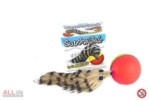 Wieselball Katzenspielzeug bei Ebay