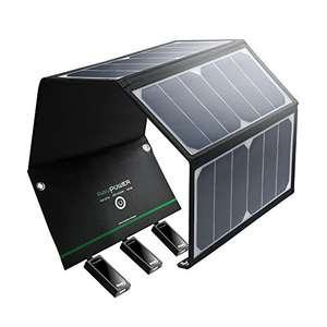 [amazon.it] RAVPower 24W Solarpanel 58,05€ statt 69,98