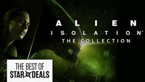 Alien: Isolation Collection für 8,19€ [Bundle Stars] [Steam]