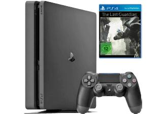 Sony PlayStation 4 Konsole Slim 1TB + The Last Guardian + UEFA Euro 2016 für 249€ (Saturn)