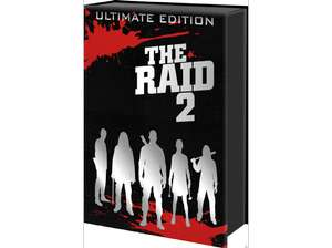 The Raid 2: Ultimate Edition (Blu-ray+CD+DVD+Bonusmaterial) Saturn.de