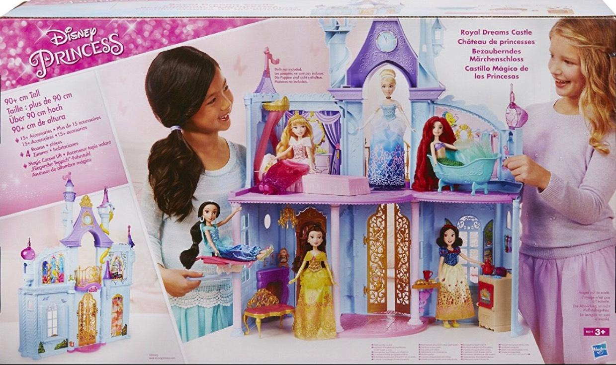 Hasbro Disney Bezauberndes Märchenschloss [Lokal Kaufland Aschaffenburg]